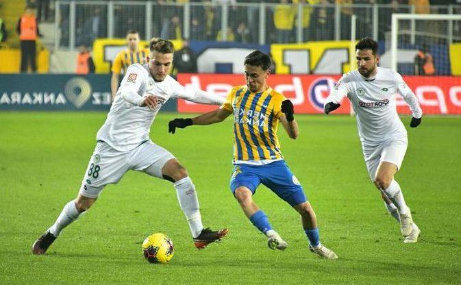 Konyaspor Ankaragücü