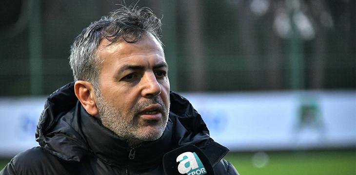 Sportif Direktör Mehmet Yıldırım